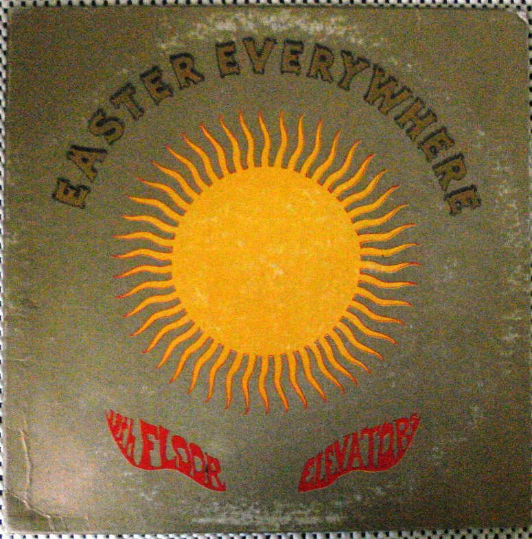 Vinylfever 13th floor elevators easter everywhere for 13th floor elevators electric jug