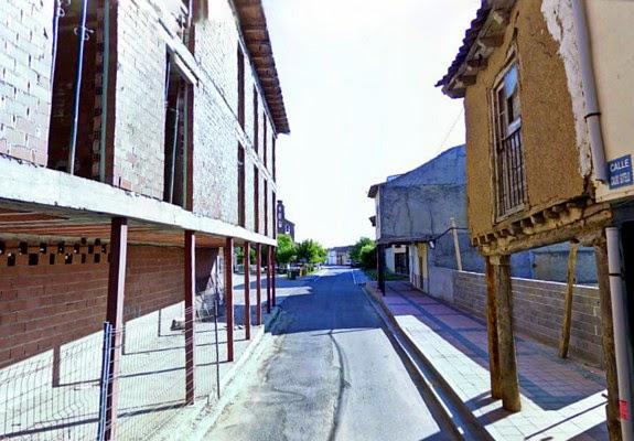 Calle Calvo Sotelo ca. 2015.
