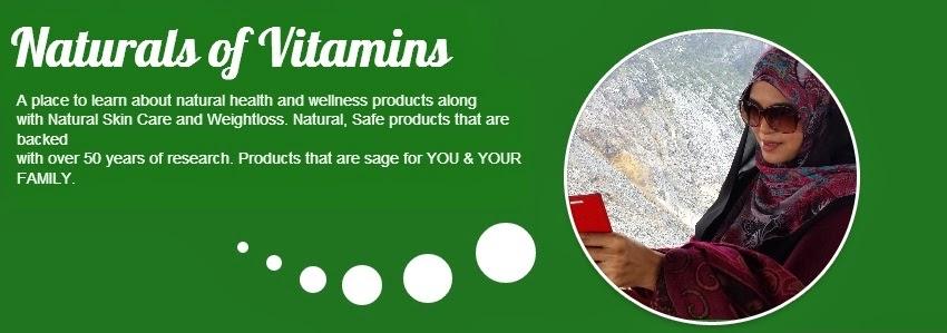 Naturals of Vitamins