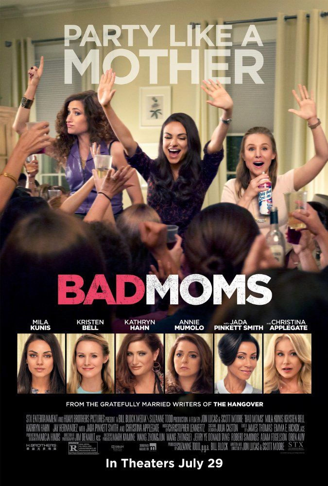 Nonton Bad Moms (2016)