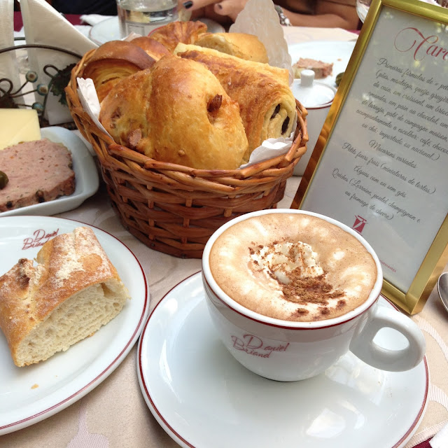 Café da manhã no Daniel Briand - Natal do Taguatinga Shopping