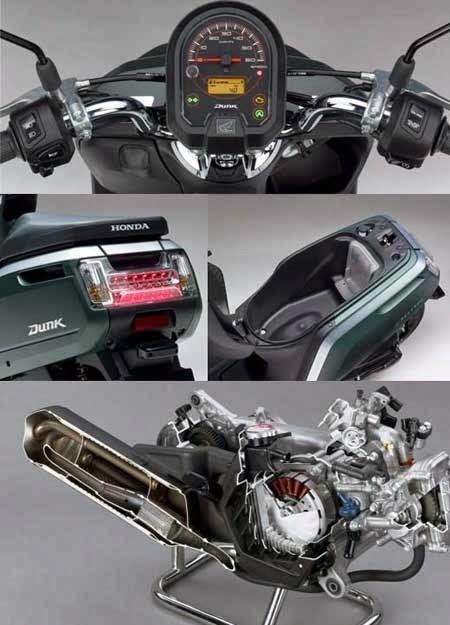 Honda Dunk