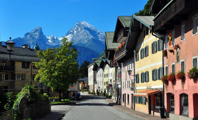 Berchtesgaden - Bavarian Alps, Bavaria, Germany