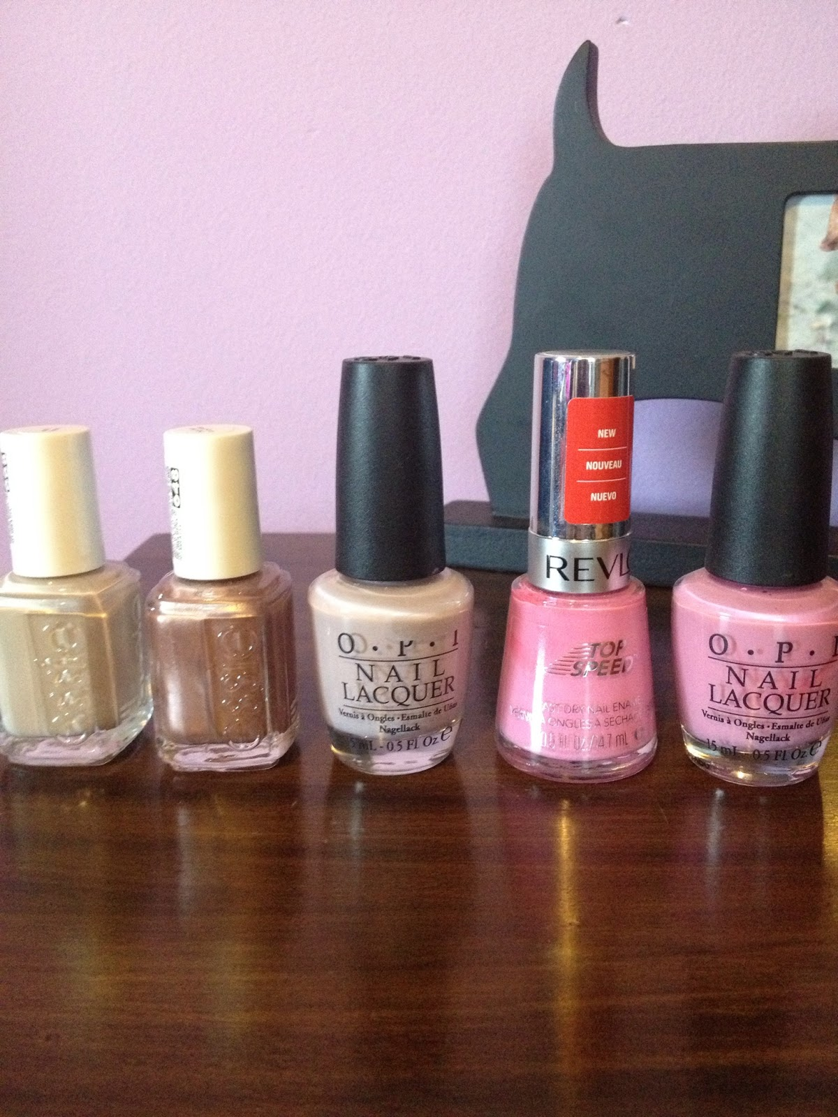 Tales of a Twenty-Something (almost) College Graduate: Nail Polish ...