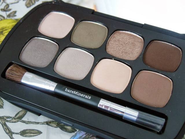 Bare Minerals power neutrals palette