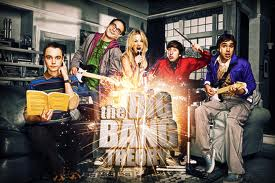 Big Bang Theory four years picture