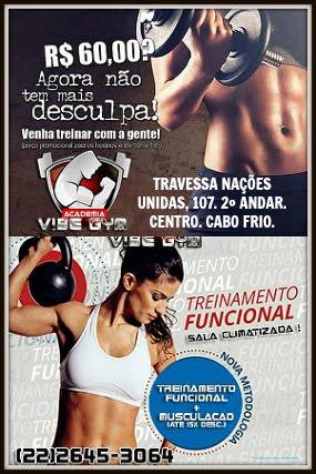 Academia Vibe Gym