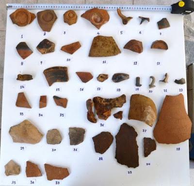 Αστυπάλαια: Κρυμμένα σε σπήλαιο αρχαία αντικείμενα από παράνομη ανασκαφή
