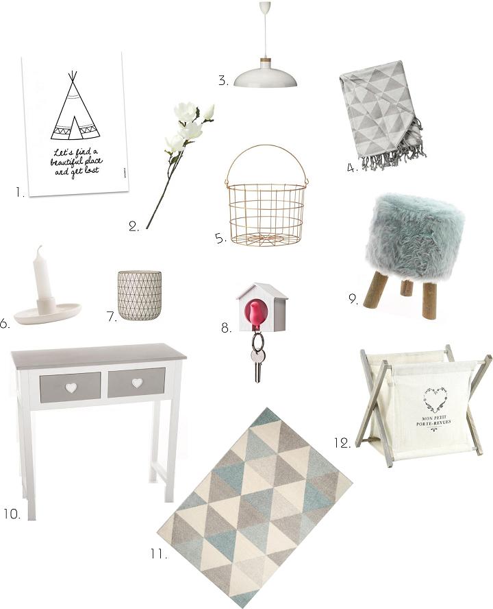 s lection d co petits prix l 39 entr e pauline dress blog mode lifestyle et d co besan on. Black Bedroom Furniture Sets. Home Design Ideas