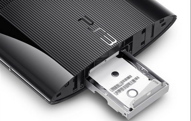 Cara Mengganti Dan Back Up Data HDD internal PS3 Lengkap Dan Aman