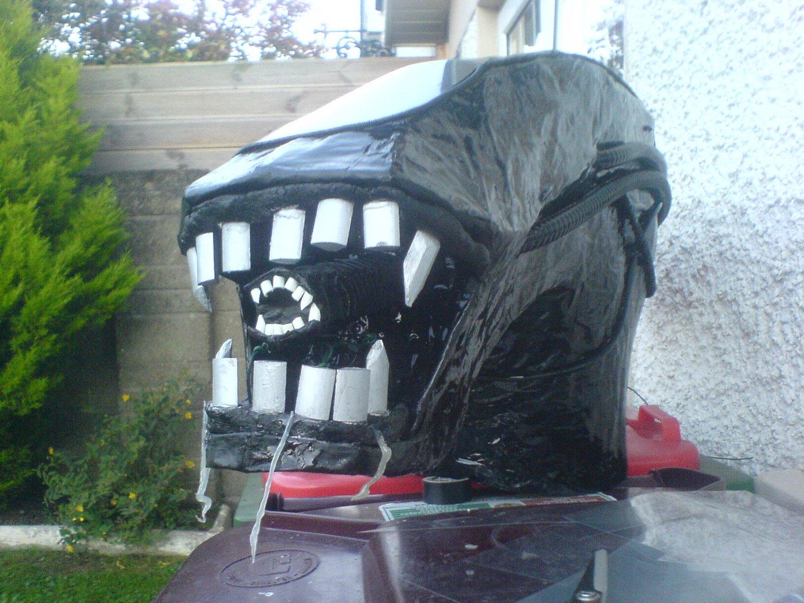 alien costume head & Pop Culture Costumes: Fully Built: Alien