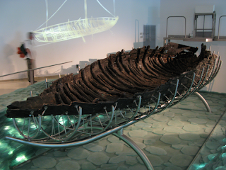 2000-year-old Galilean fishing boat
