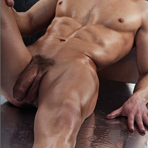 men testicles Nude large