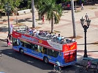 HOP ON HOP OFF BUS HAVANA