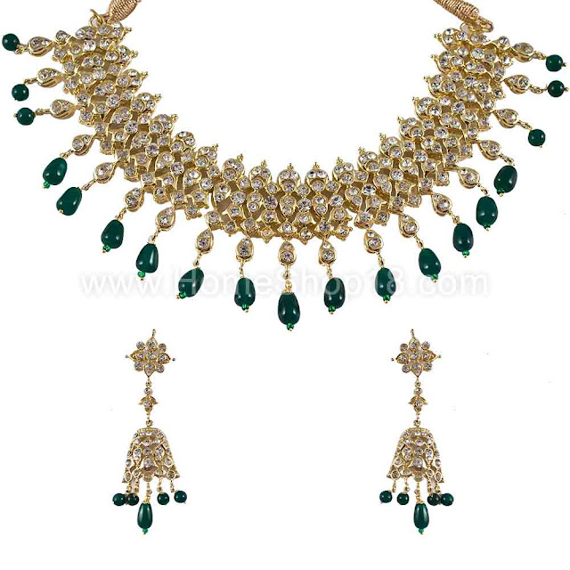 Gitanjali Necklace Set