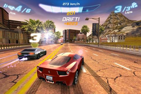 Asphalt 6: Adrenaline HD [Symbian^3]