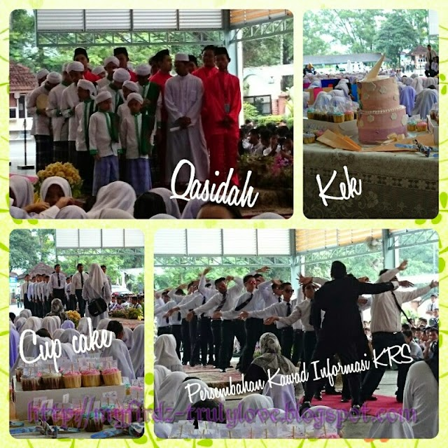 Sambutan Hari Guru 2014!