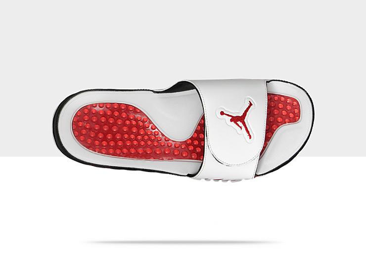 753d273d87a5a4 Nike Air Jordan Retro Basketball Shoes and Sandals!  JORDAN HYDRO V ...