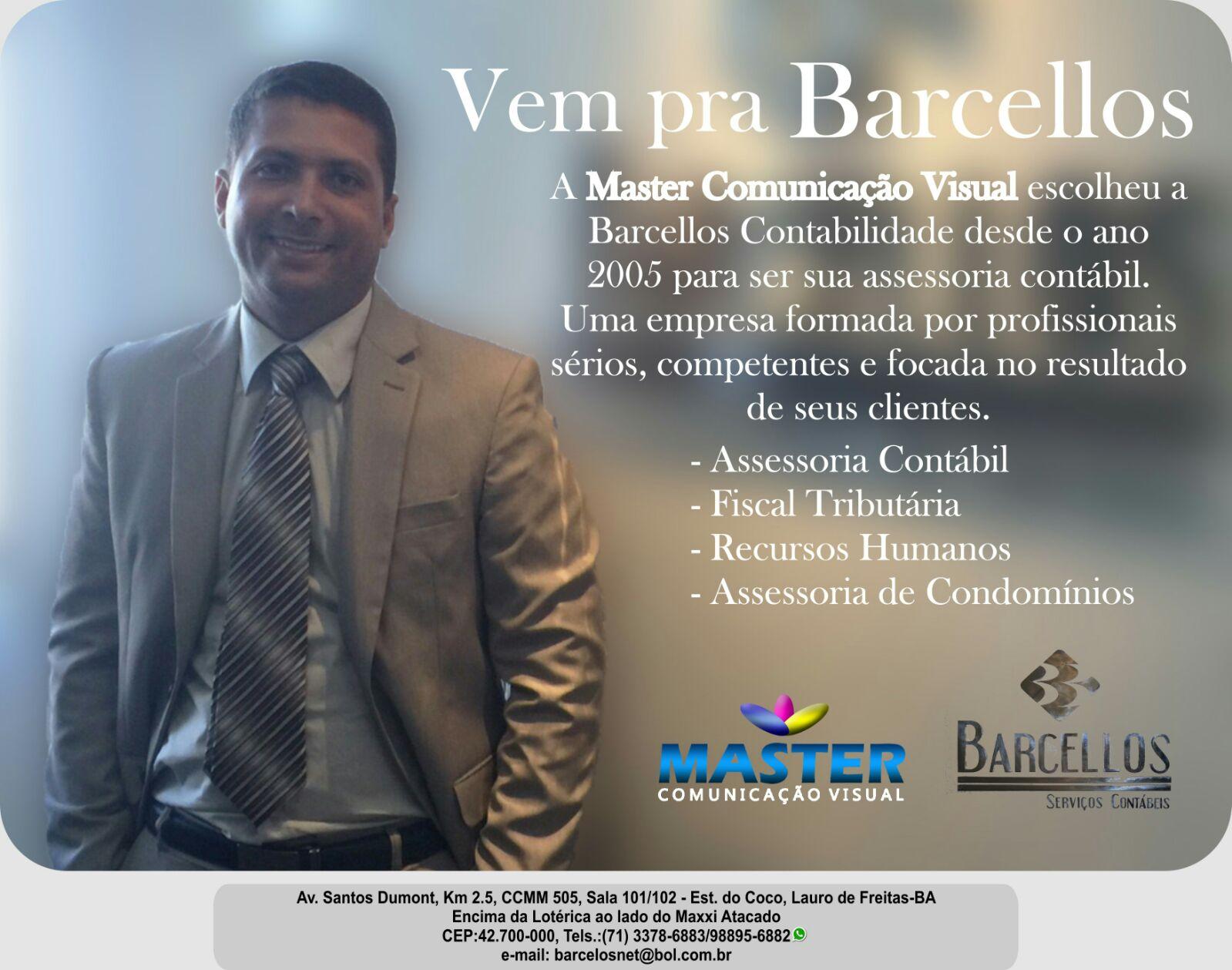 BARCELLOS SERVIÇOS CONTÁBEIS
