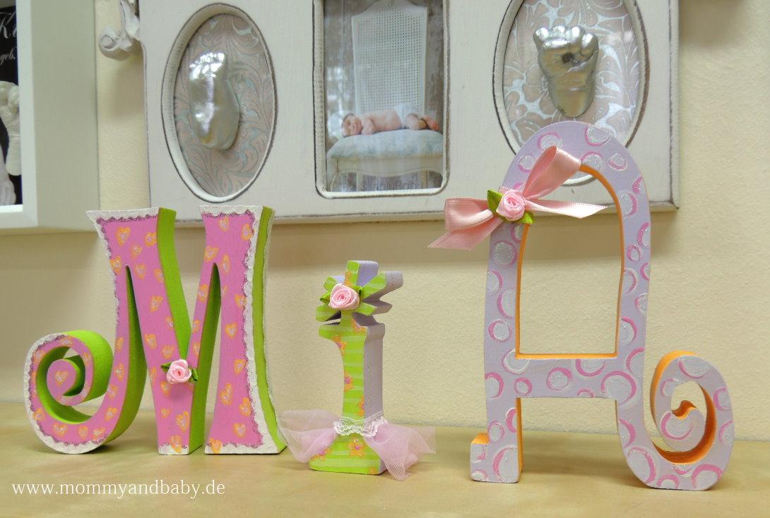 Buchstaben Kinderzimmer | Hausgestaltung Ideen