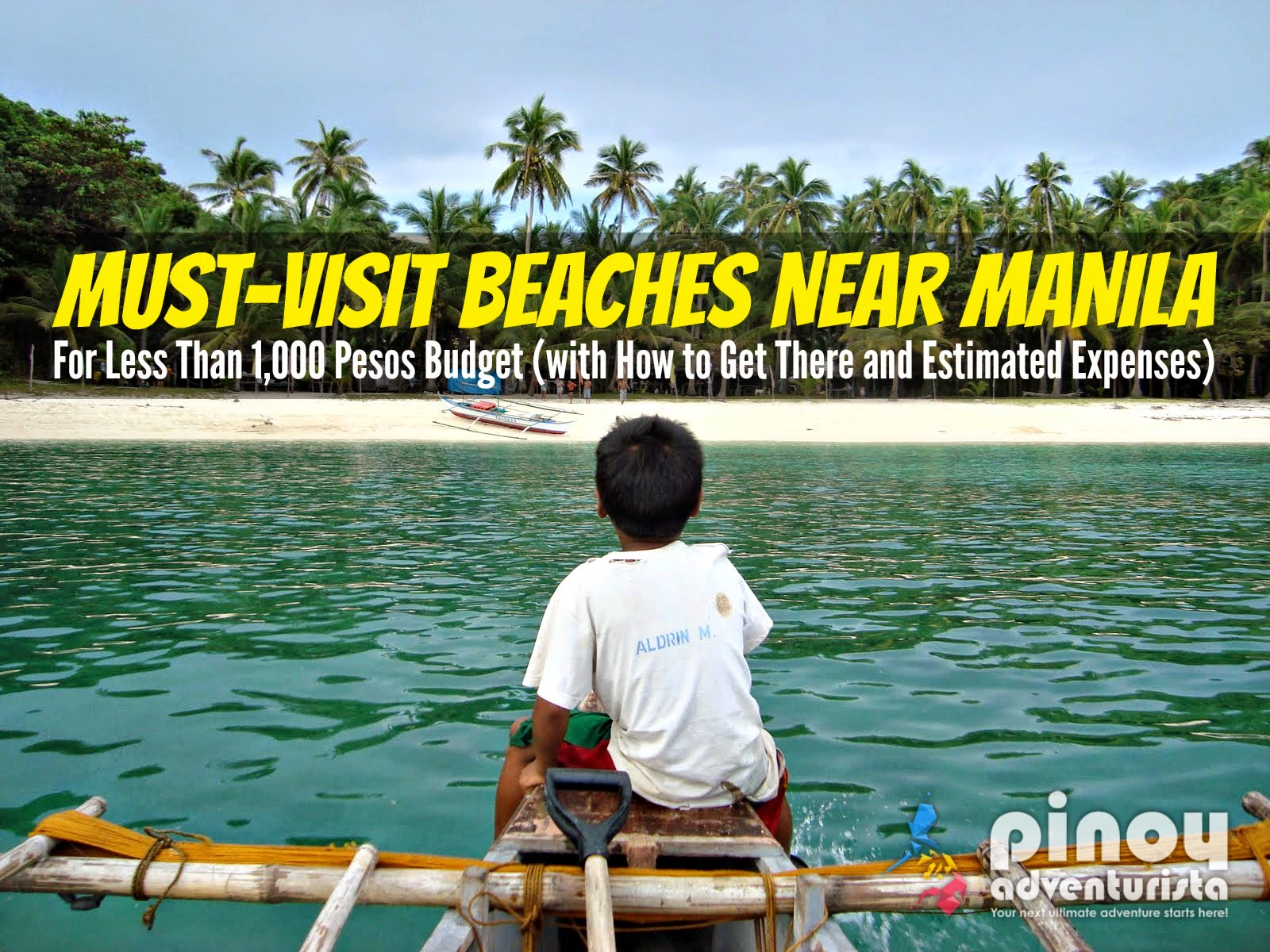 10 Nice Beaches Near Manila For Less Than 1 000 Pesos
