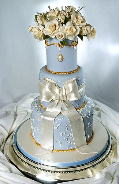 wedding cakes pictures gorgeous cakes by janell. Black Bedroom Furniture Sets. Home Design Ideas