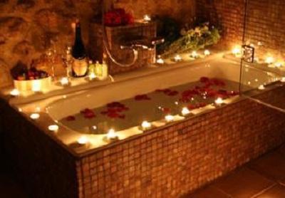 La maleta de cris - Cena romantica in casa ...
