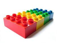 piezas, bloques de construcción