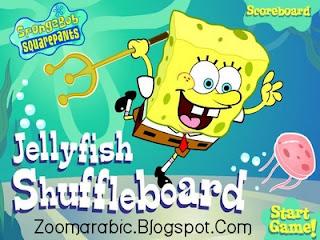 لعبة سبونج بوب اونلاين Sponge Bob Games