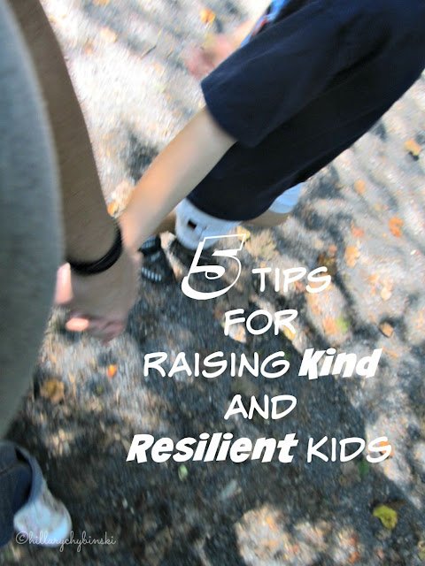 Parenting is hard, here are 5 ways you can help keep your kids kind and resilient from toddlerhood to the teen years.