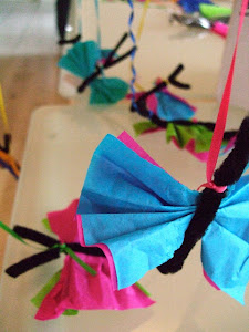 Make a Butterfly Wand
