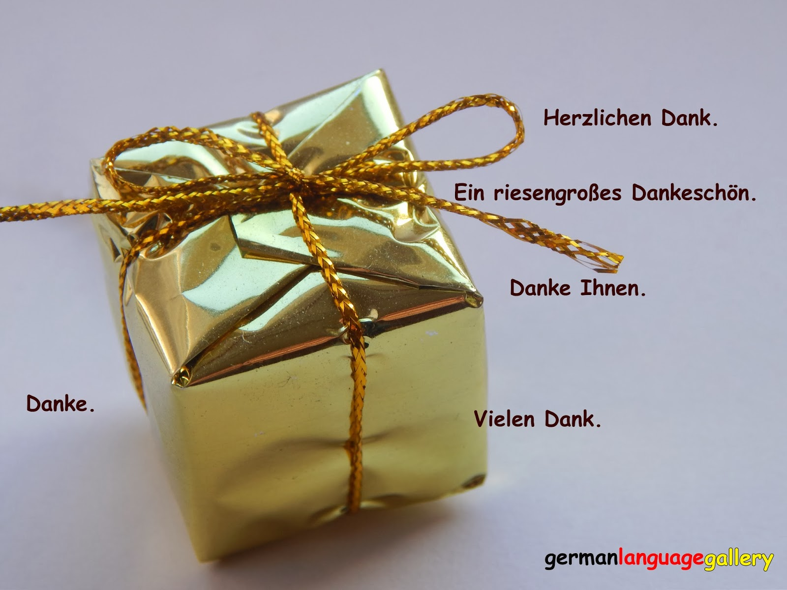 Podziękowania Po Niemiecku Danksagungen łączy Nas Pasja Język