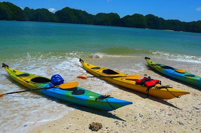 Kayak - Phoenix Cruise