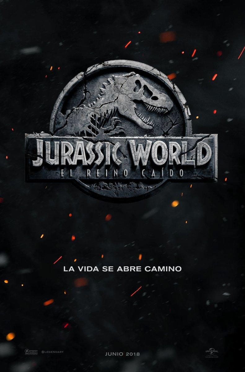 Jurassic World: El Reino Caído (08-06-2018)