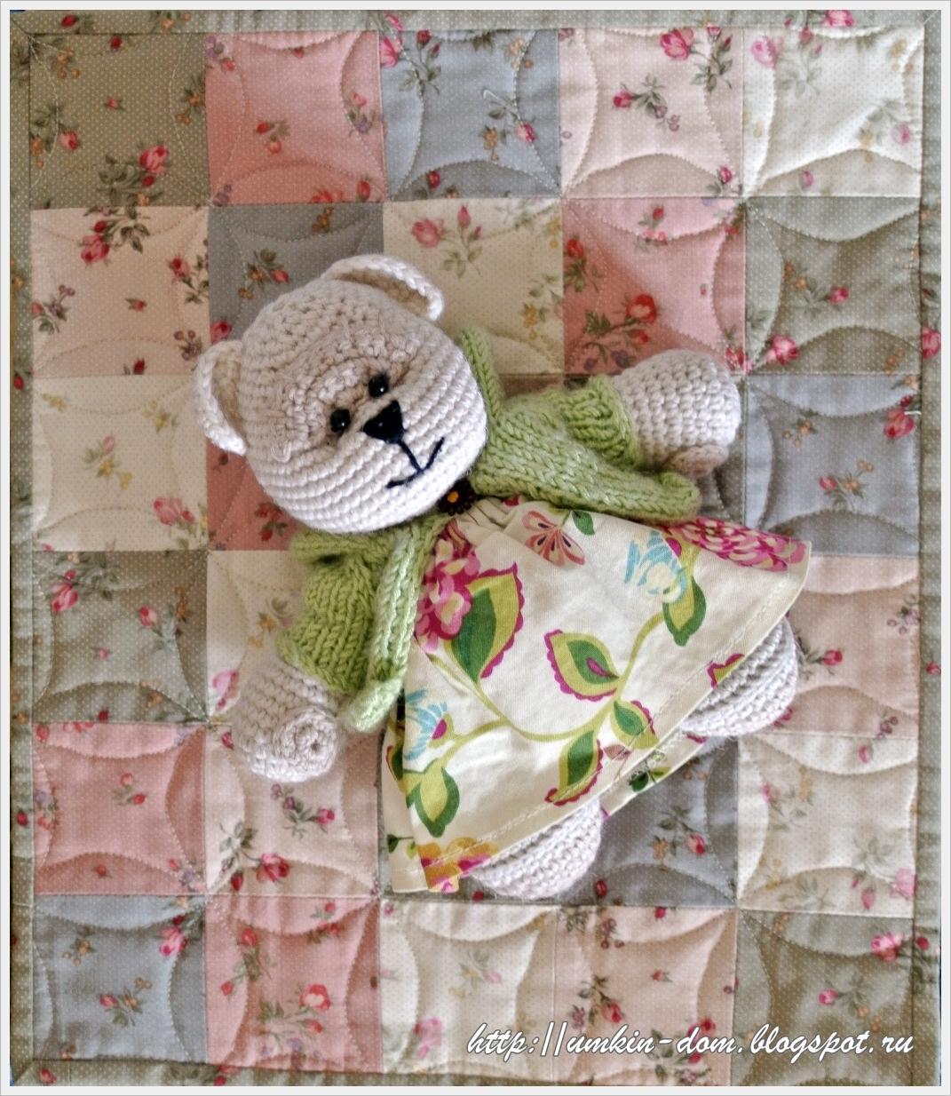 игрушечное одеяло