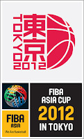 FIBA Asia Cup 2012 in Tokyo
