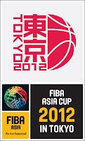 FIBA Asia Cup 2012 in Tokyo