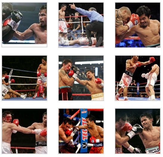 Top 10 Manny Pacquiao's Best Fights (Videos)