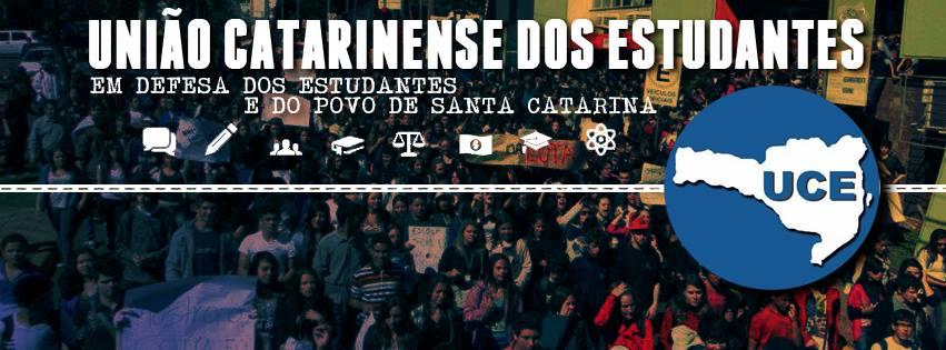 União Catarinense das e dos Estudantes