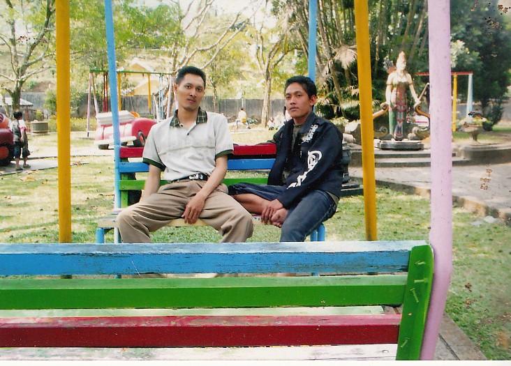 Foto Inovator di Batu Malang Jawa Timur ( Songgoriti )