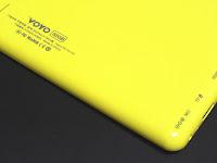 かなり眩しい黄色です