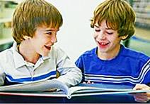 photo - school library