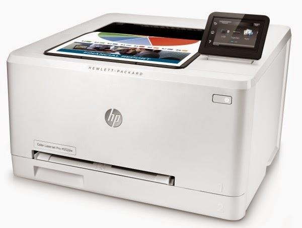 HP Colour LaserJet Pro M252dw