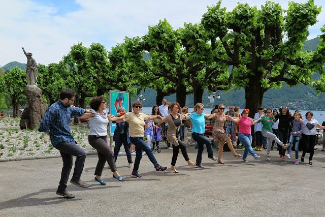 Sirtaki a Lugano - Festa Danzante 2015