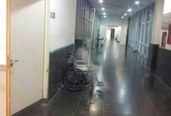 fantasma hospital Heca