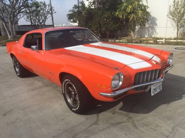 Classic muscle car 1971 camaro buy american muscle car for American muscle cars for sale