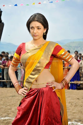 Kajal agarwal hot and sexy show