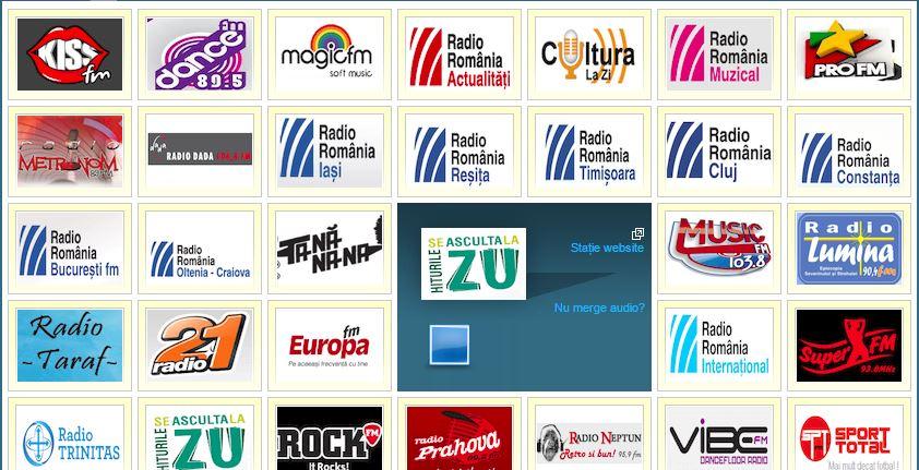 Aici Radio online Romania