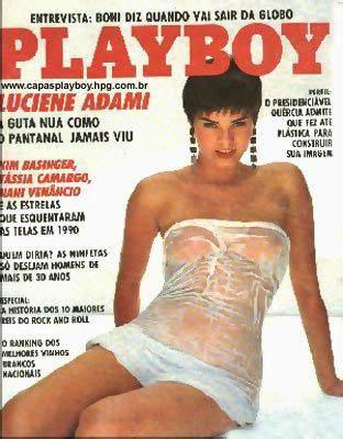 Luciene Adami - Playboy 1991