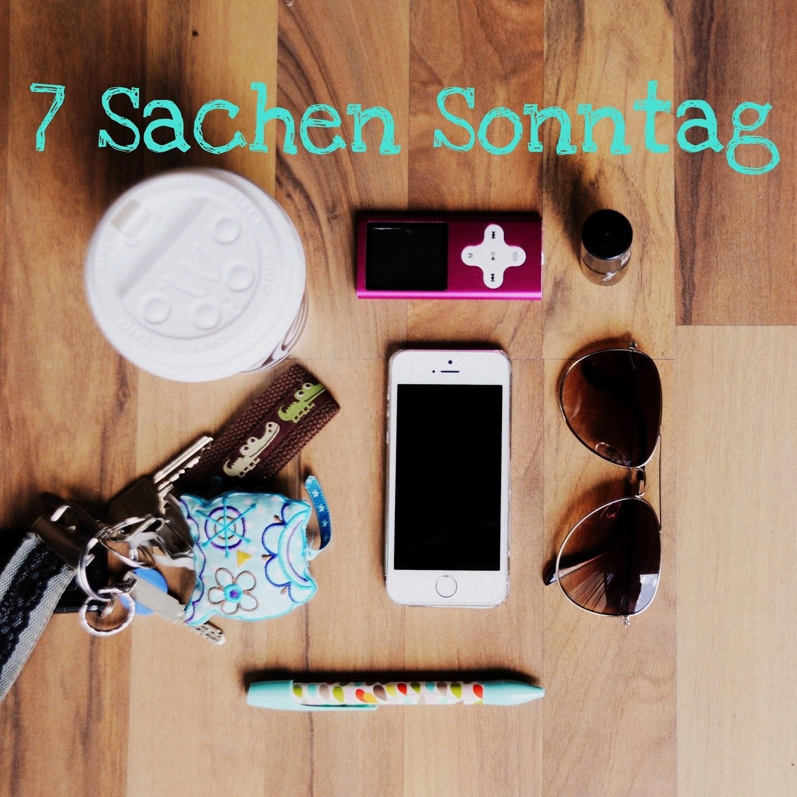 Sieben Sachen Sonntag